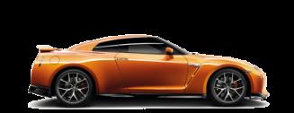 Nissan personenauto's-GT-R