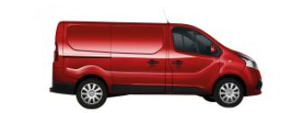 Nissan personenauto's-NV300