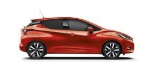 Nissan personenauto's-Micra